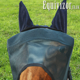 Equivizor Fly Mask (with ears) - XLarge