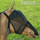 Equivizor Fly Mask (with nose flap) - Pony